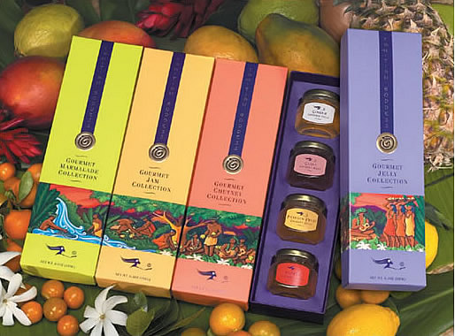 Tahitian Goddess Gourmet Hawaiian Food Products